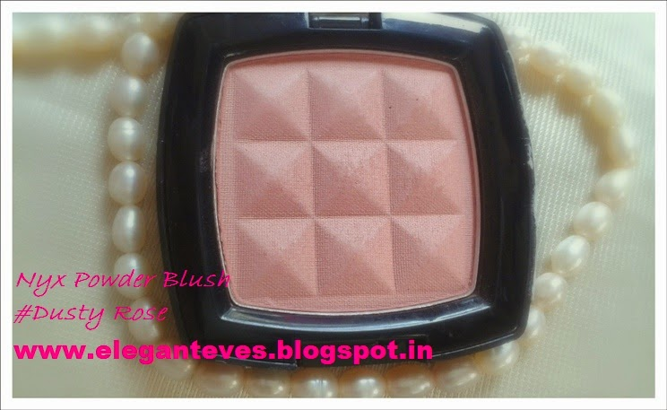 NYX Powder blush Dusty Rose