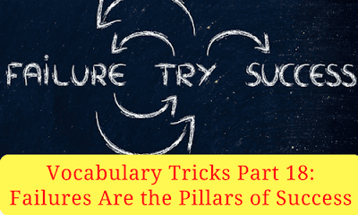 essay on failure is the pillar of success
