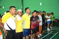 Pertandingan Bulu Tangkis antar Instansi, Rebut Piala Bupati Bima dan Uang Tunai Rp10 juta