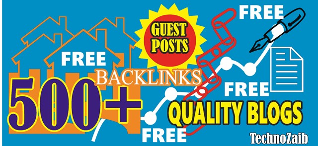 500+ Quality websits Blogs  Accepts Guest Posts for traffic Backlinks