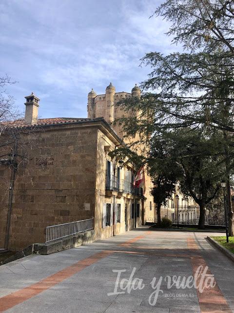 Palacios de Salamanca Clavero