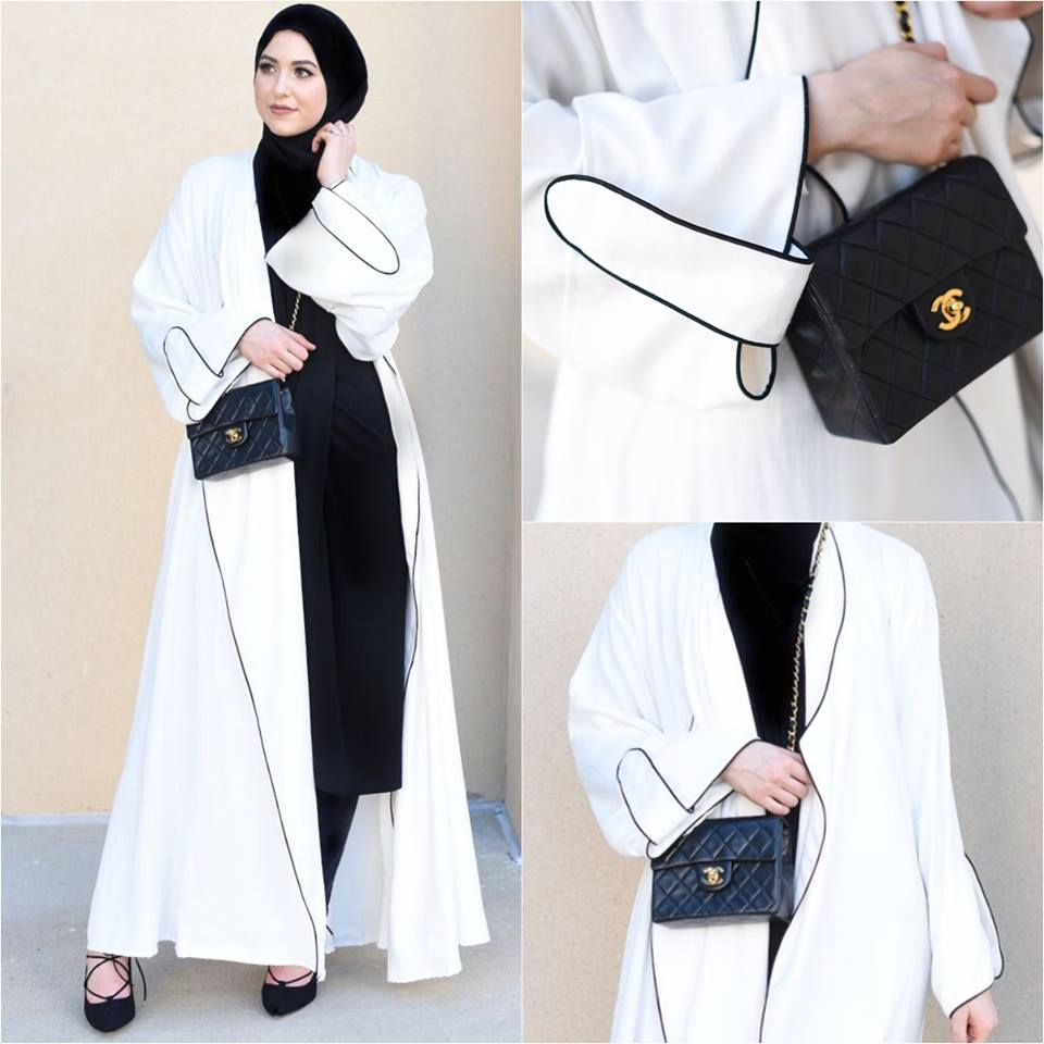 Hijab instagram summer dress 2017 hijab fashion and chic Fashion style on instagram