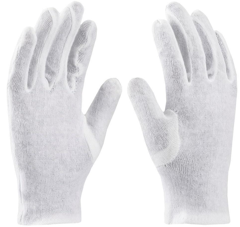 Rękawiczki na suche dłonie
