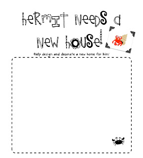 Primary Reading Party: A House for Hermit Crab & Some