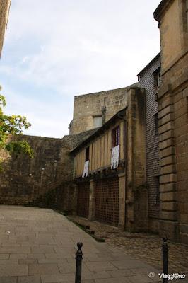 La Casa del Governatore nella Ville Close di Concarneau