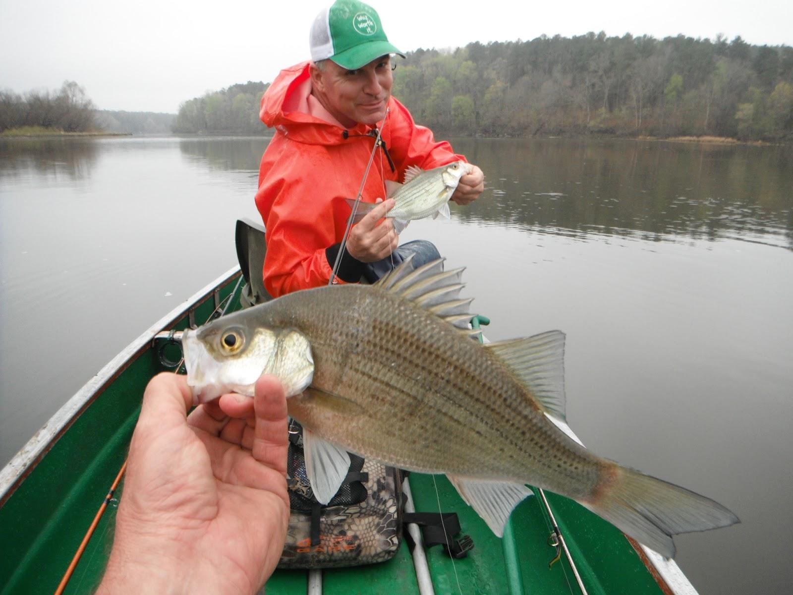 North Carolina River Fishing And Canoeing With Mack White