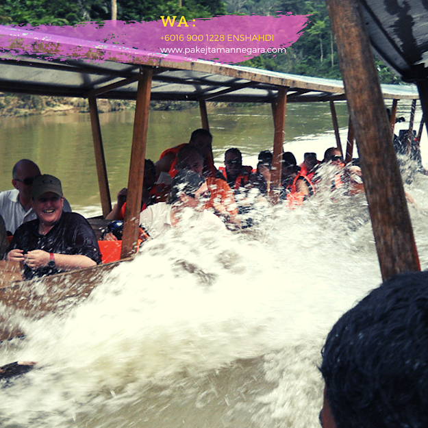 Rapid shooting taman negara price , mandi sungai pahang