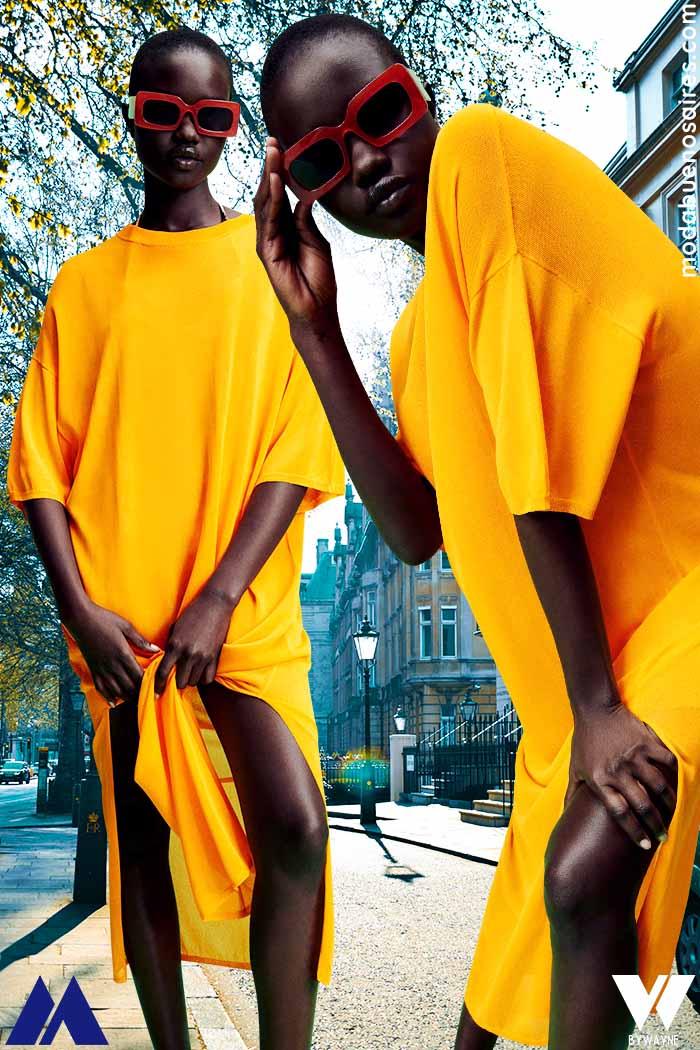 tunicas remerones vestidos primavera verano 2022