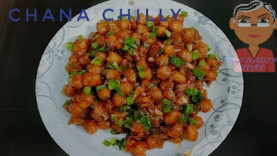 Chana chilly