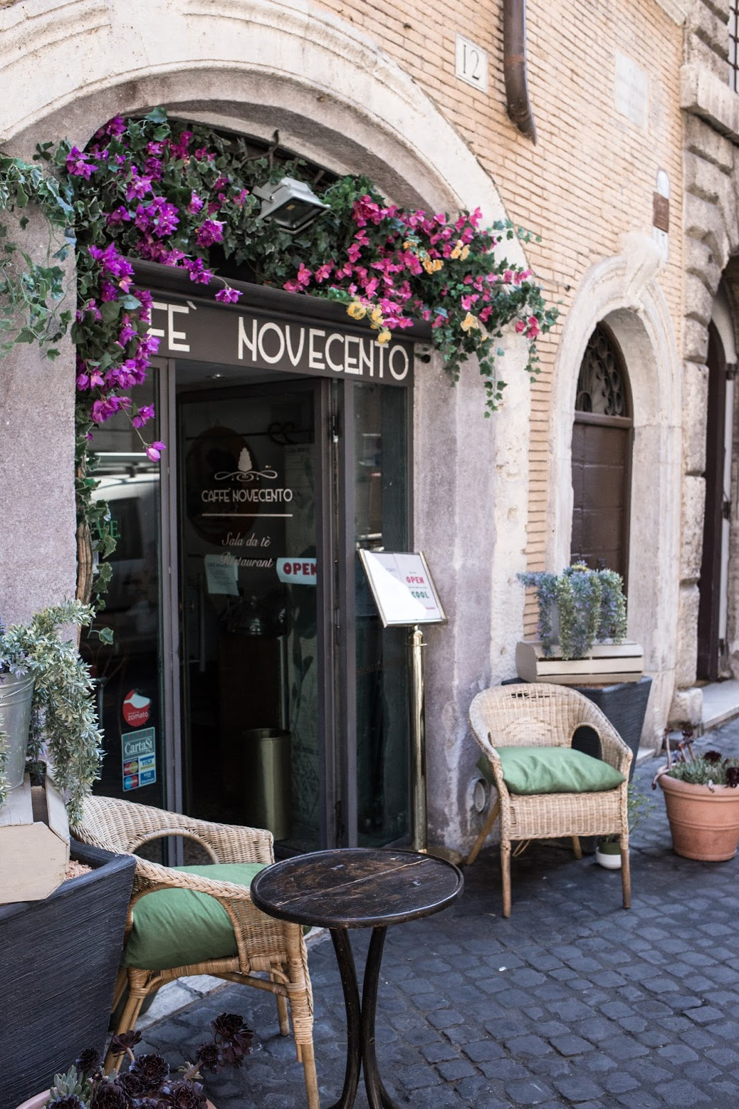 Rome, weekend rome, avis, blogueuse mode