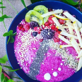 recette facile smoothie végétarienne détox mineur sans lactose sans gluten betterave fruits rouges