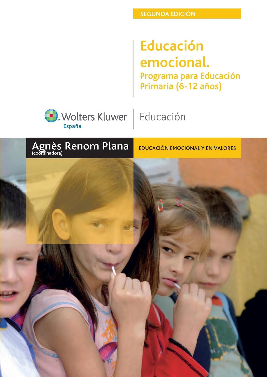 Educación emocional – Agnés Renon Plana