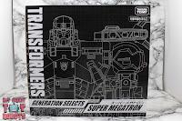 Transformers Generations Select Super Megatron Box 01