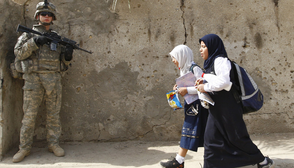 30 Beautiful Pictures Of Girls Going To School Around The World