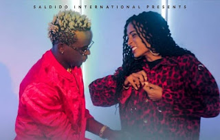 Willy Paul Ft Alaine - Shado Mado