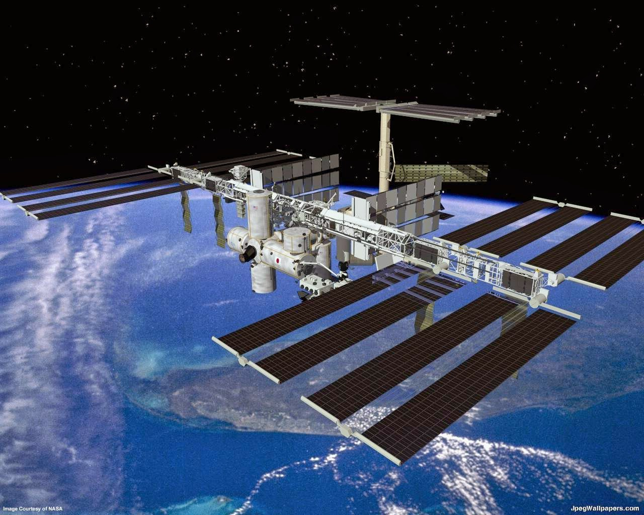 International space station pictures space wallpaper - Space station wallpaper ...