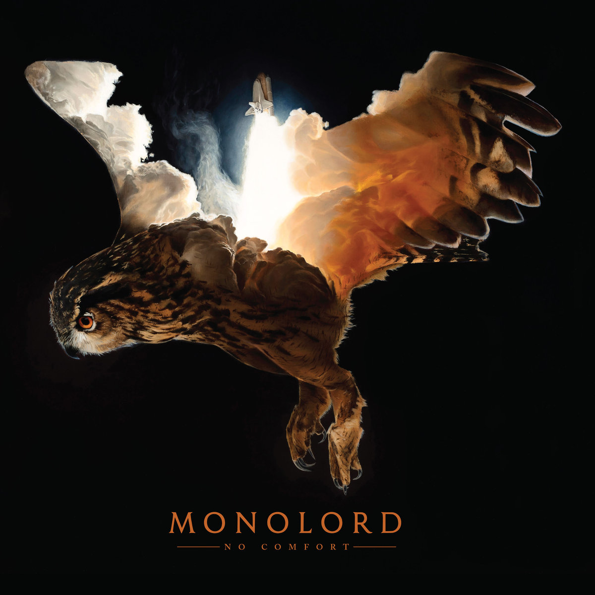 Monolord album cover