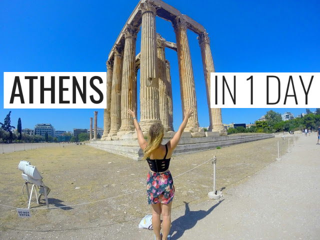 athens in one day