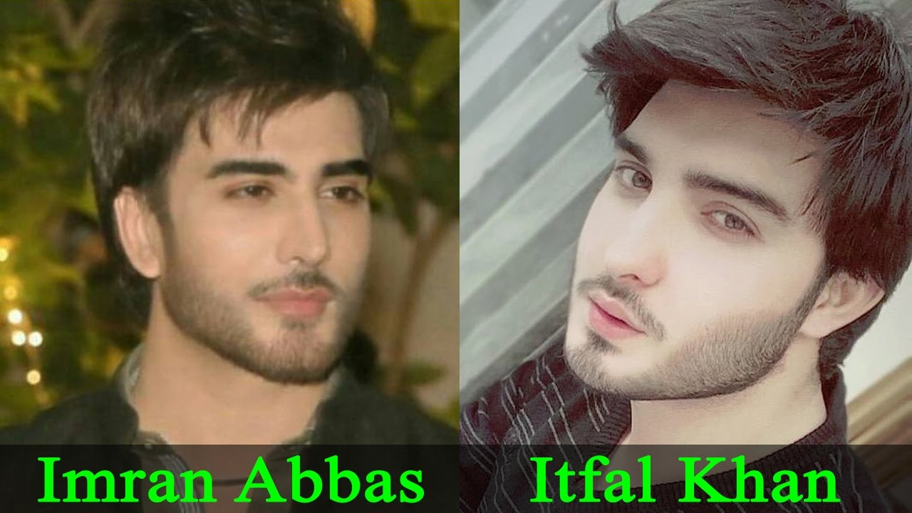 Meet Imran Abbas S Carbon Copy From Kpk Latest Fashion