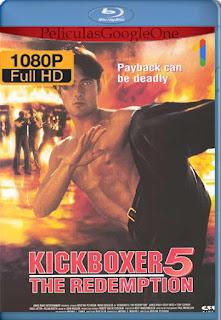 Kickboxer 5 [1995] [1080p BRrip] [Latino-Ingles] [HazroaH]