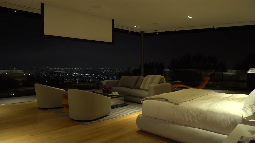 55 Interior Photos vs. Tour 1520 Gilcrest Dr, Beverly Hills, CA Ultra Luxury Modern Mansion