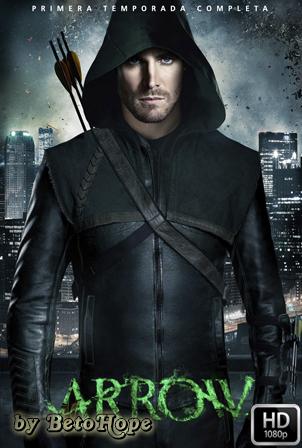 Arrow Temporada 1 [1080p] [Latino-Ingles] [MEGA]