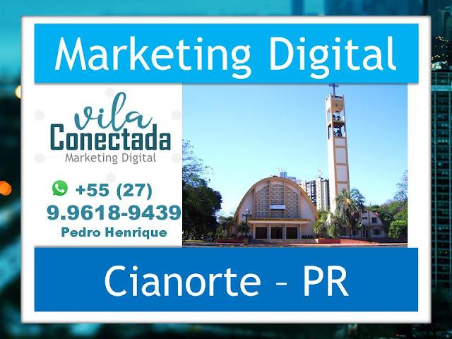 Marketing Digital Profissional Criação Site Loja Virtual Cianorte Paraná