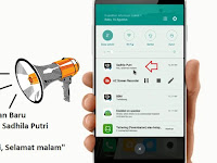 Cara Membuat Smartphone Android Mengucapkan/Membacakan Semua Pesan Masuk Dengan Bahasa Indonesia