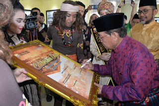 Fachrori Buka Celebration Of Day dan Pameran Photo Jambi Tempo Doeloe