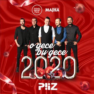 222 Park Majha Eskişehir Yılbaşı Programı 2020 Menüsü