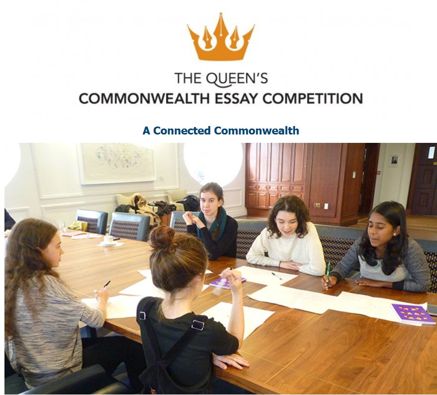 Queen's Commonwealth Essay Competition 2021