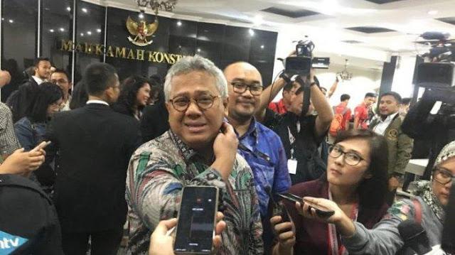KPU Akui Kesulitan Siapkan Jawaban Gugatan Kubu Prabowo-Sandi