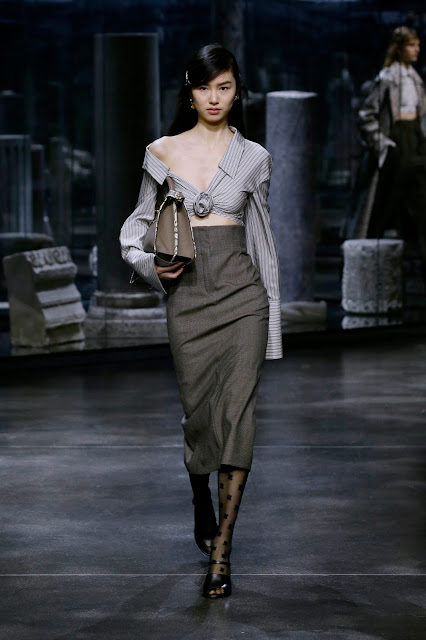 ready-to-wear collection for the Italian brand.