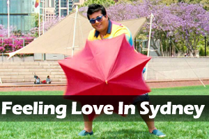 Feeling Love In Sydney