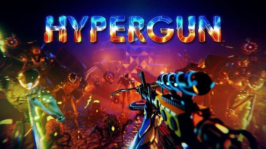 HYPERGUN, Sci Fi, Rogue-like, FPS, Indie Game, Review, фантастика, рогалик, шутер, инди-игра, Рецензия, Обзор, Мнение, Отзыв