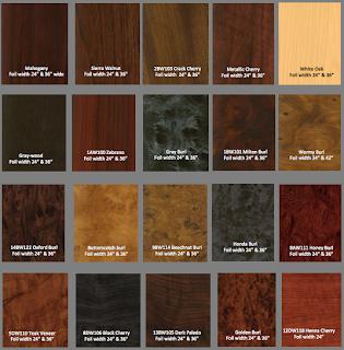 Woodgrain Plastic Sheet | Decorative Laminates for