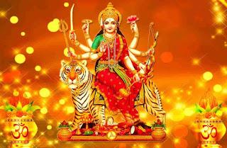 Shri Durga Dwatrinsha Naamamala Stotra