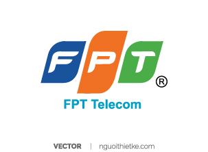Logo FPT telecom chuân vector Ai