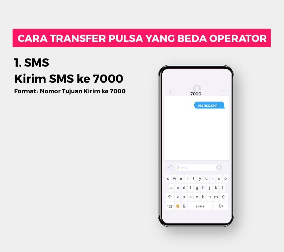 Transfer Pulsa Smartfren ke Operator Lain