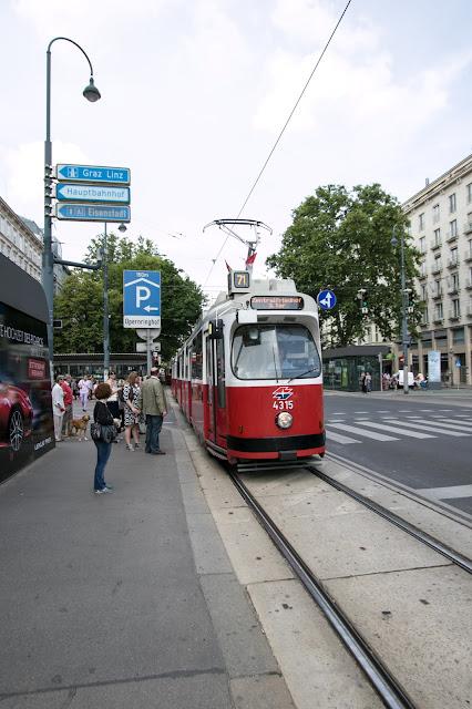 Tram-Vienna