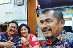 Kunjungan Pastoral DPH Paroki Harapan Indah ke Wilayah Petrus