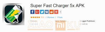 aplikasi mempercepat charging xiaomi