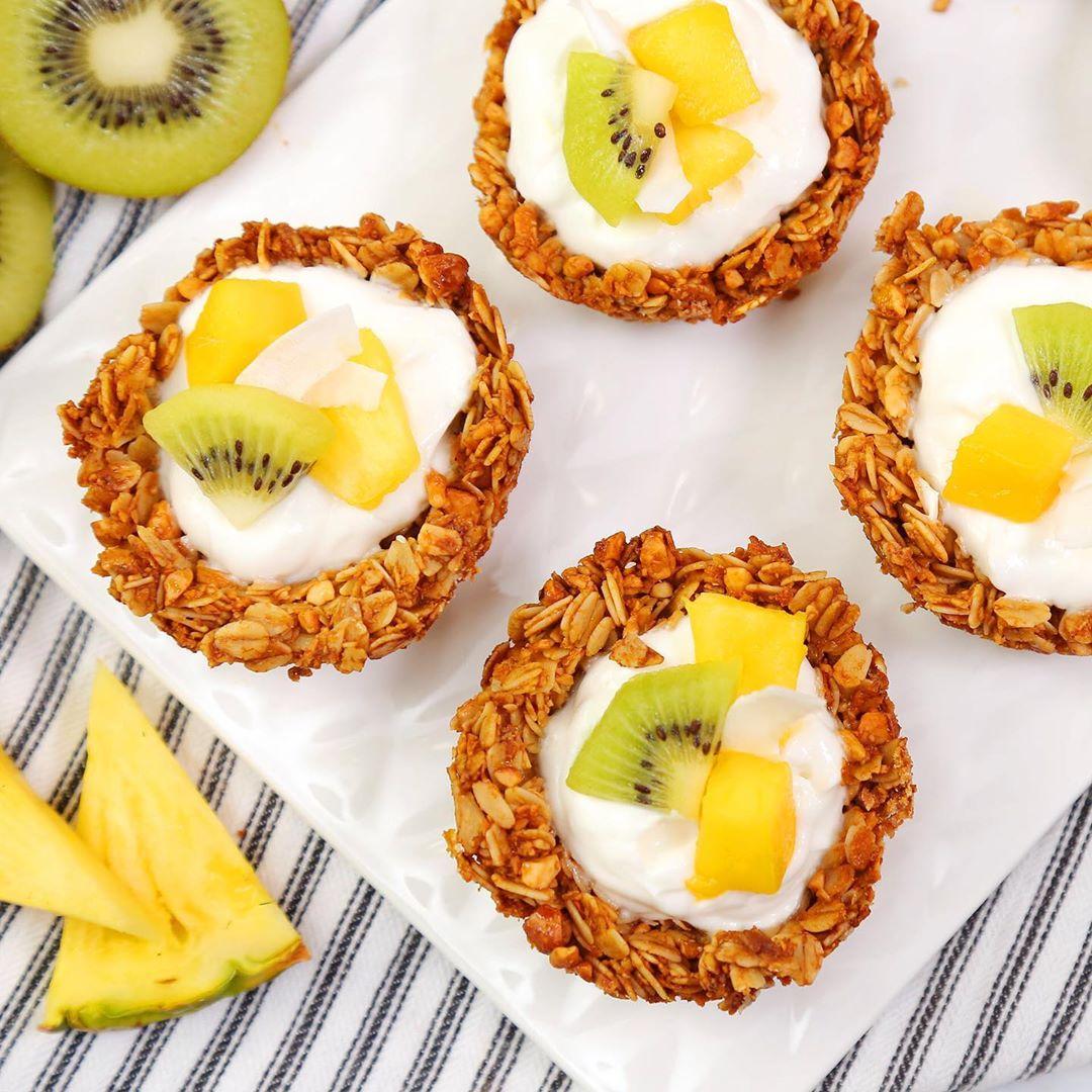 doručak-granola-žitarice-voće