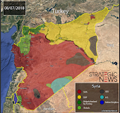 Syria LIVE war map