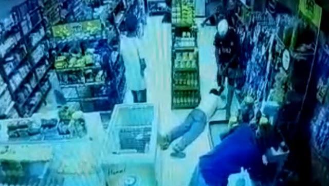 Quadrilha que assaltou supermercado morre em confronto com a PM