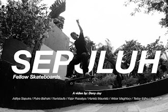 Fellow skateboard video - SEPULUH
