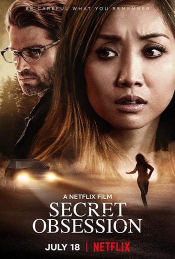 Secret Obsession 2019 NETFLIX Dual Audio ORG Hindi BluRay 480p 250MB ESubs poster