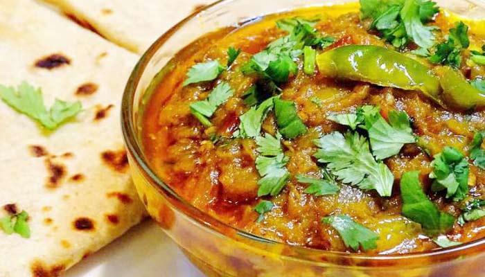 Baingan ka Bharta Recipe in Hindi