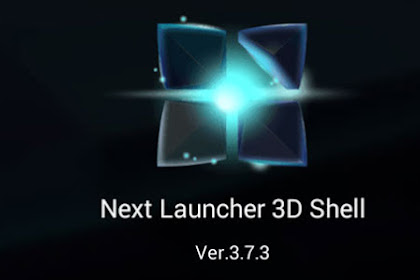 Next Launcher 3D Shell v3.7.3.2 Apk