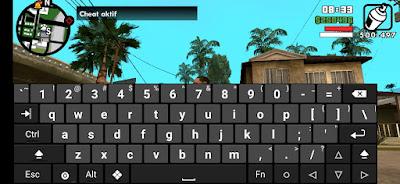 Cara Menggunakan Kode Cheat GTA San Andreas Di Android